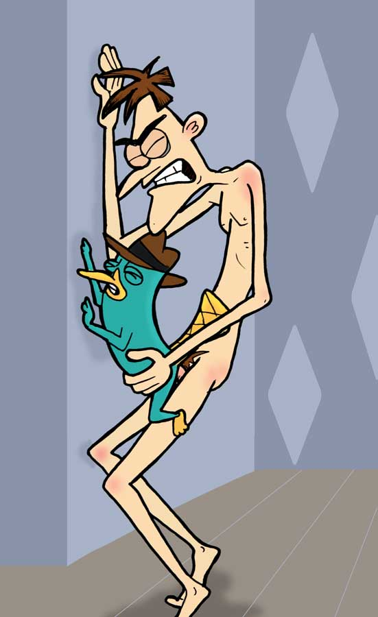perry the platypus What is sounding a guy