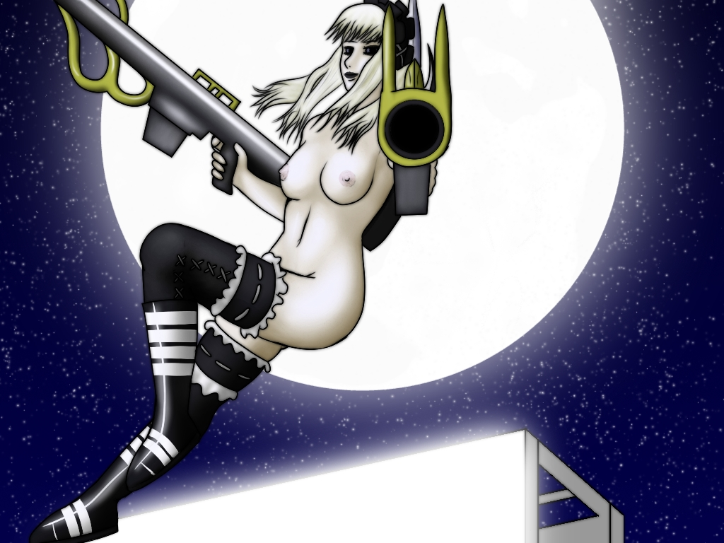 heroes no more Panty stocking and garter belt