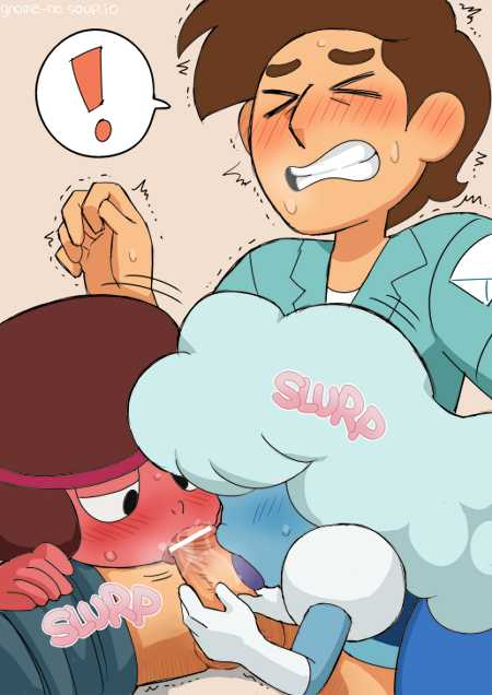 and sapphire ruby universe steven Phoebe and her unicorn
