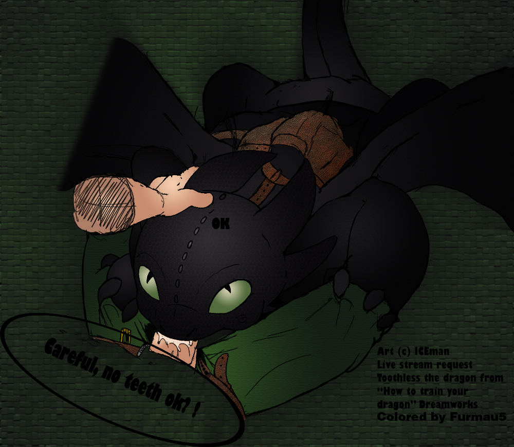 into hiccup how night your to fanfiction fury turns a train dragon Is chara a boy or girl