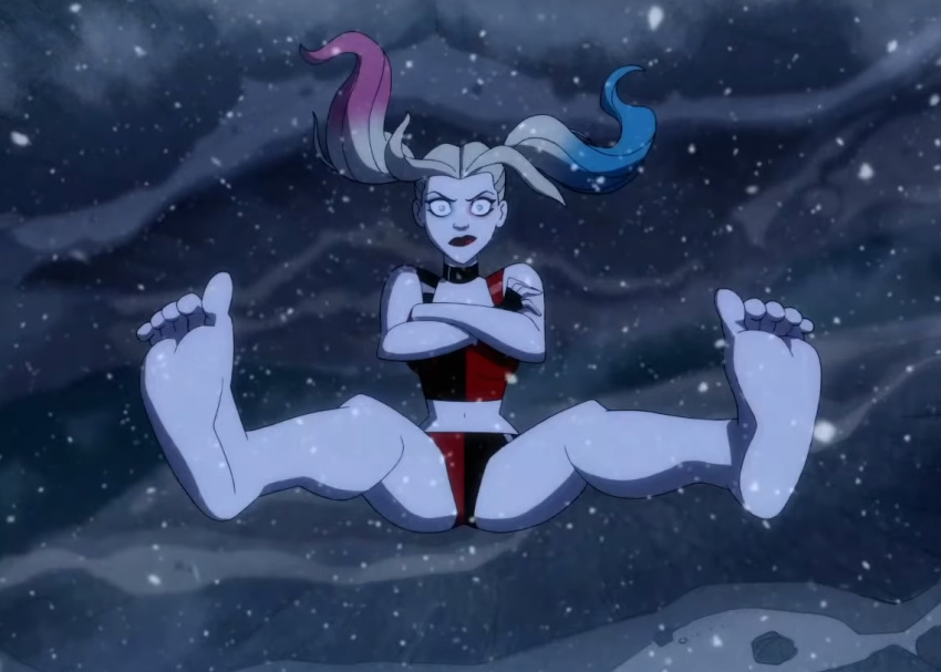 having and harley quinn sex catwoman Seven deadly sins diane nude