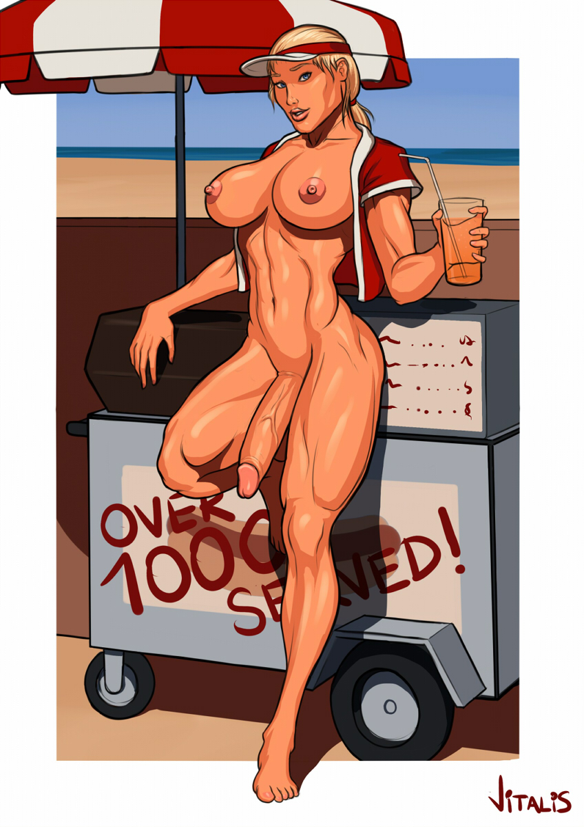 in dog hot cock a bun Street fighter 5 laura naked