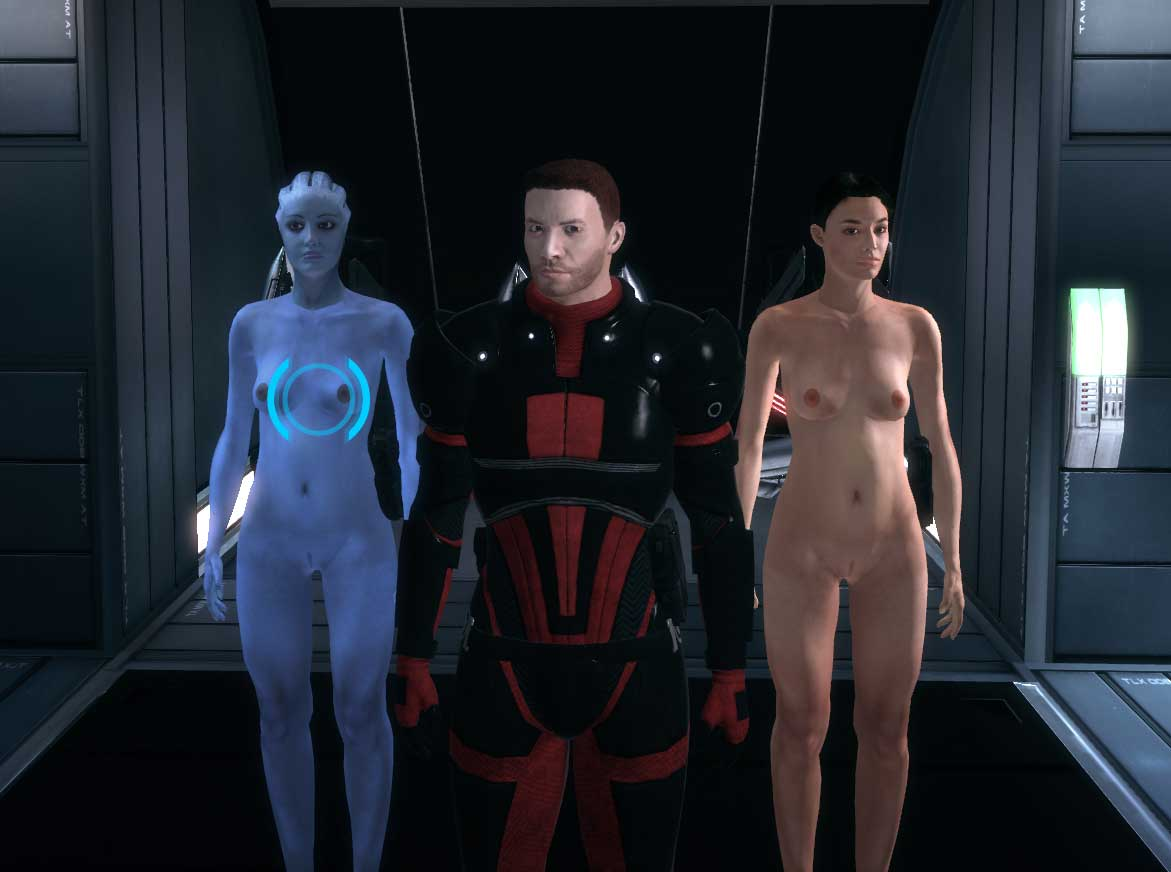 effect andromeda mass liara t'soni Nude anime girls being impregnated gifs