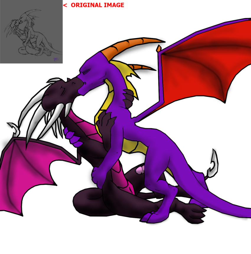 fanfic spyro cynder and human Tim the bear cleveland show